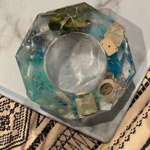 Handmade ashtray